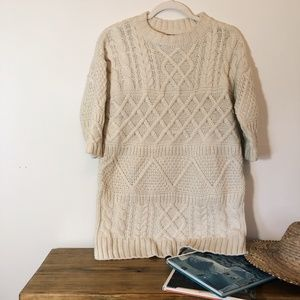 Forever 21 Cozy Knit Sweater Tunic